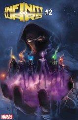 Infinity Wars #2, copertina di Mike Deodato Jr.