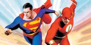 Flash Superman