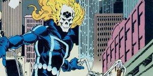 Ghost Rider di Gary Friedrich