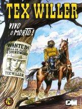 Tex Willer 1: Vivo o morto, copertina di Maurizio Dotti