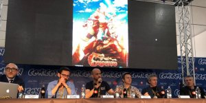 Comicon 2019, Dragonero- il fantasy multimediale