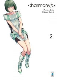 Harmony 2, copertina di Fumi Minato