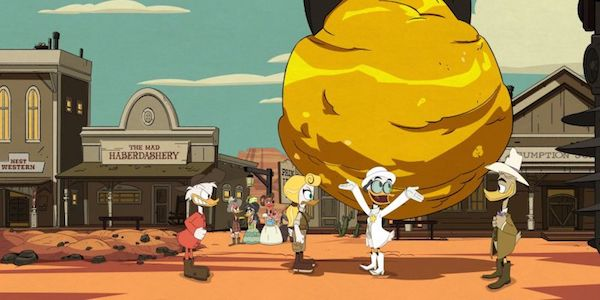 The Outlaw Scrooge McDuck!