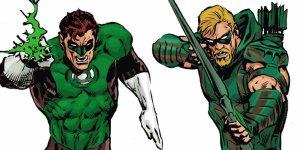 Lanterna Verde e Freccia Verde