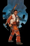 Star Wars - Age of Resistance: Poe Dameron #1, copertina di Phil Noto