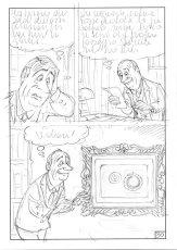 Diabolik Sottosopra: L'uomo che non sapeva ridere, anteprima 07 (matite)