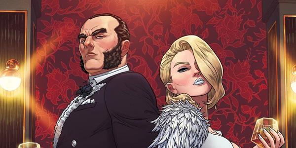 Shaw ed Emma Frost