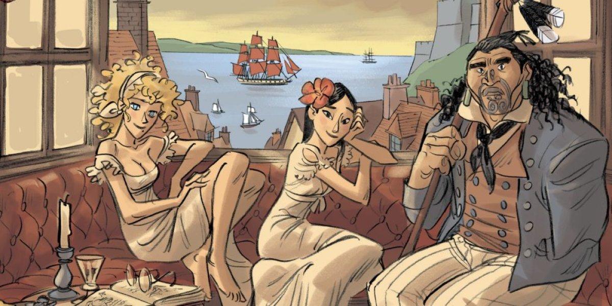 BAO: Le ragazze del Pillar tra le novità di settembre | Fumetti -  BadTaste.it