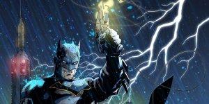 Batman di Jim Lee