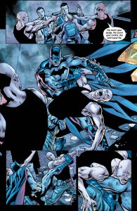 Batman's Grave #1, anteprima 05