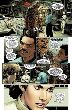 Star Wars #1, anteprima 05
