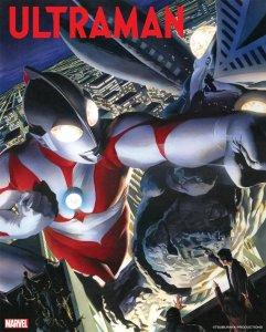 Ultraman, illustrazione di Alex Ross