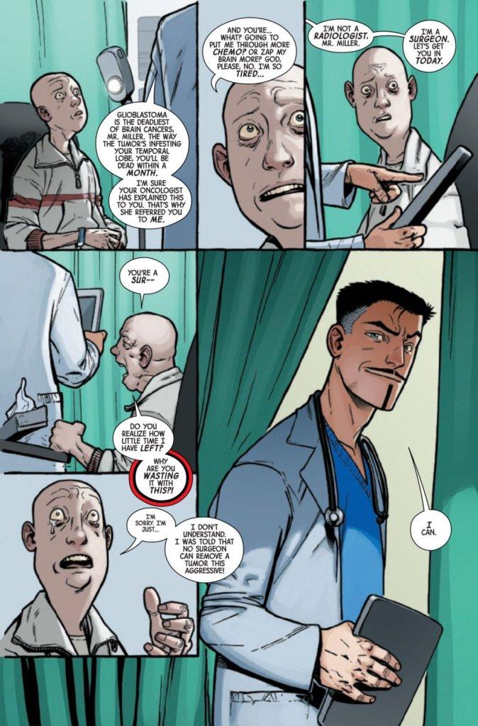 Doctor Strange #1, anteprima 02
