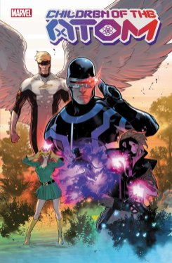 Children of the Atom #1, variant cover di R.B. Silva