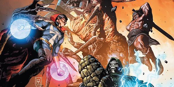 Dottor Strange, Destino, Conan