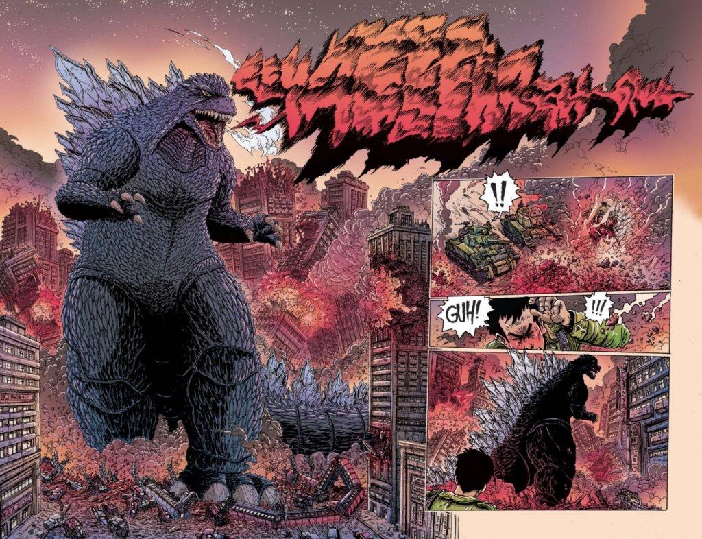 Godzilla: La guerra dei 50 anni, anteprima 04