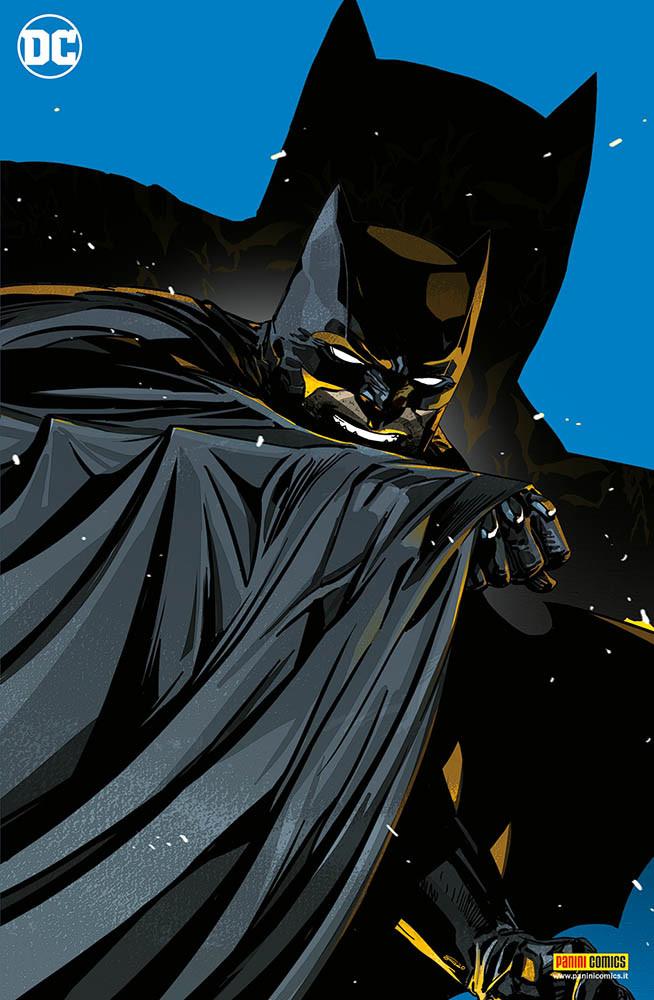 Batman Alfa, copertina di Carmine Di Giandomenico