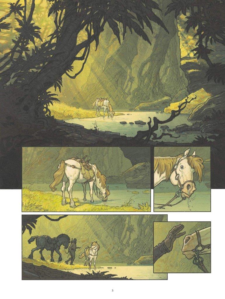 Conan il Cimmero vol. 7: Chiodi rossi, anteprima 02