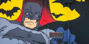 batman murales