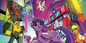 My Little Pony/Transformers Friendship in Disguise II