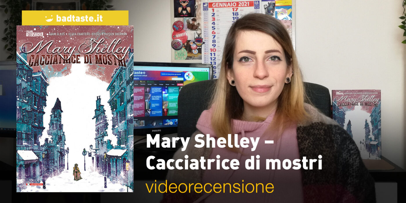 Mary Shelley 2021