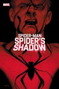Spider-Man: Spider's Shadow #1, copertina di Phil Noto