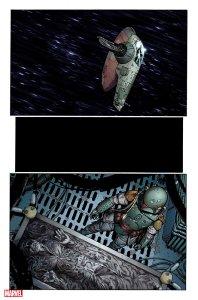 War of the Bounty Hunters Alpha #1, anteprima 01