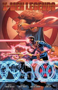 X-Men Legends #1, anteprima 04