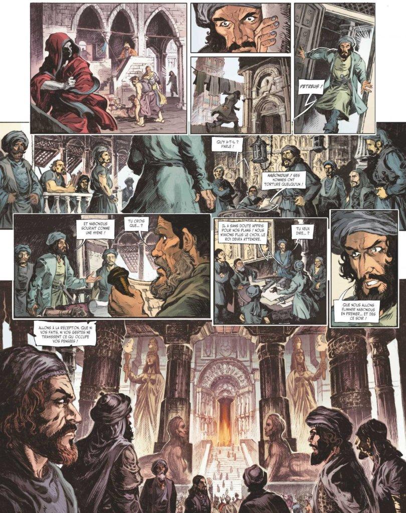 Conan le Cimmérien: La maison aux trois bandits, anteprima 04
