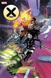 X-Men, copertina di Leinil Francis Yu