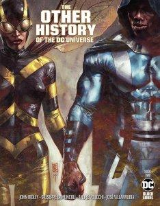 The Other History of the DC Universe #2, copertina di Giuseppe Camuncoli e Marco Mastrazzo