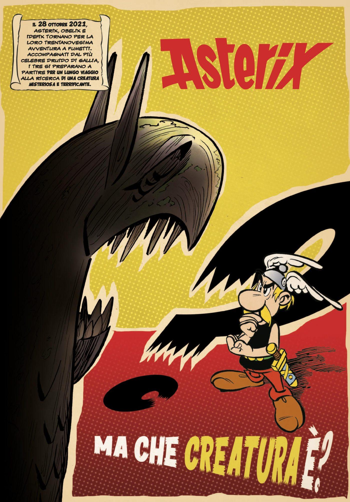 Asterix e il grifone, anteprima 01