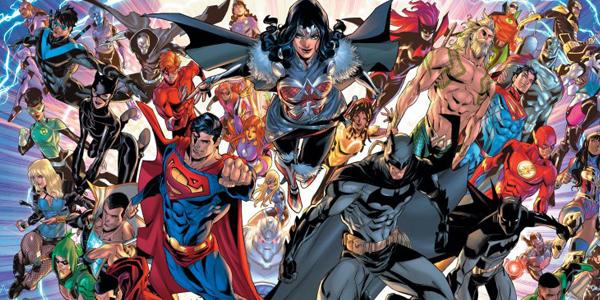 DC Comics Infinite Frontier