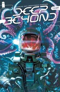 deep beyond #1, copertina di Andrea Broccardo