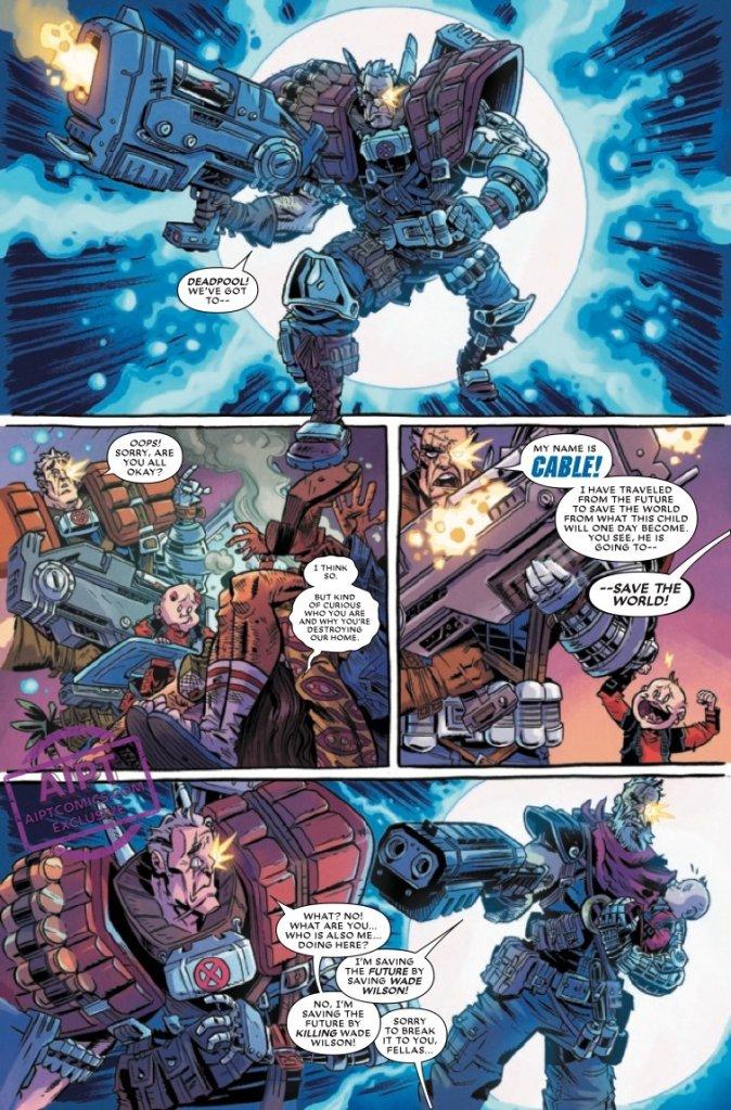 Deadpool Nerdy 30 #1, anteprima 04