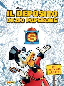Il Deposito di Zio Paperone, copertina