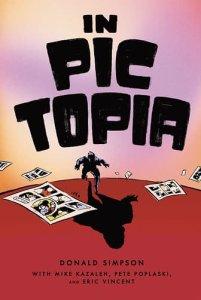In Pictopia, copertina di Dan Simpson
