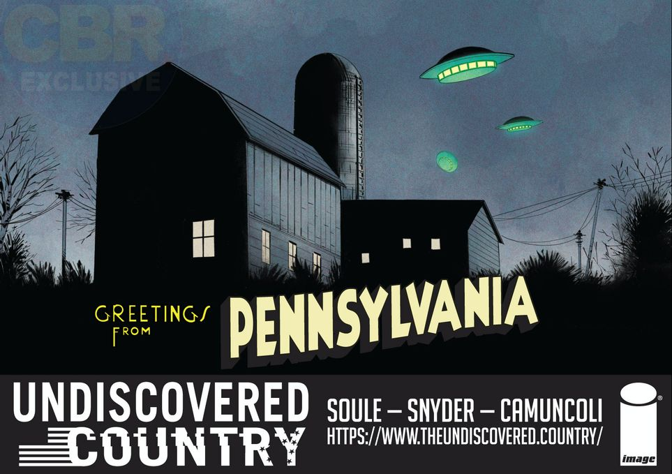 Undiscovered Country, immagine promo