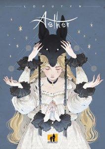 Aether, copertina di Loputyn