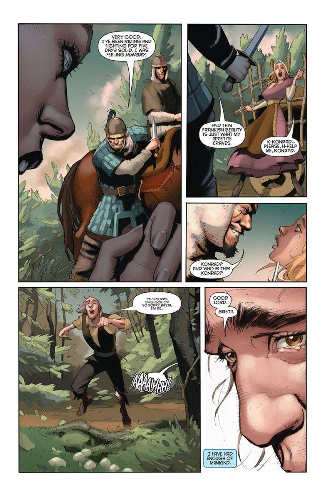 Eternal Warrior: Days of Steel #1, anteprima 04