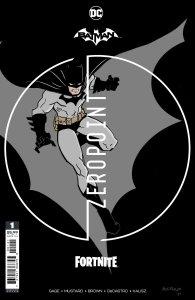 Batman/Fortnite: Zero Point #1, variant cover di Donald Mustard