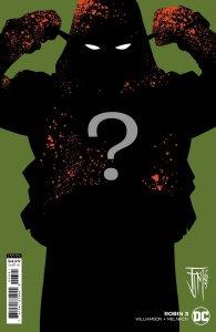 Robin #3, variant cover di Francis Manapul