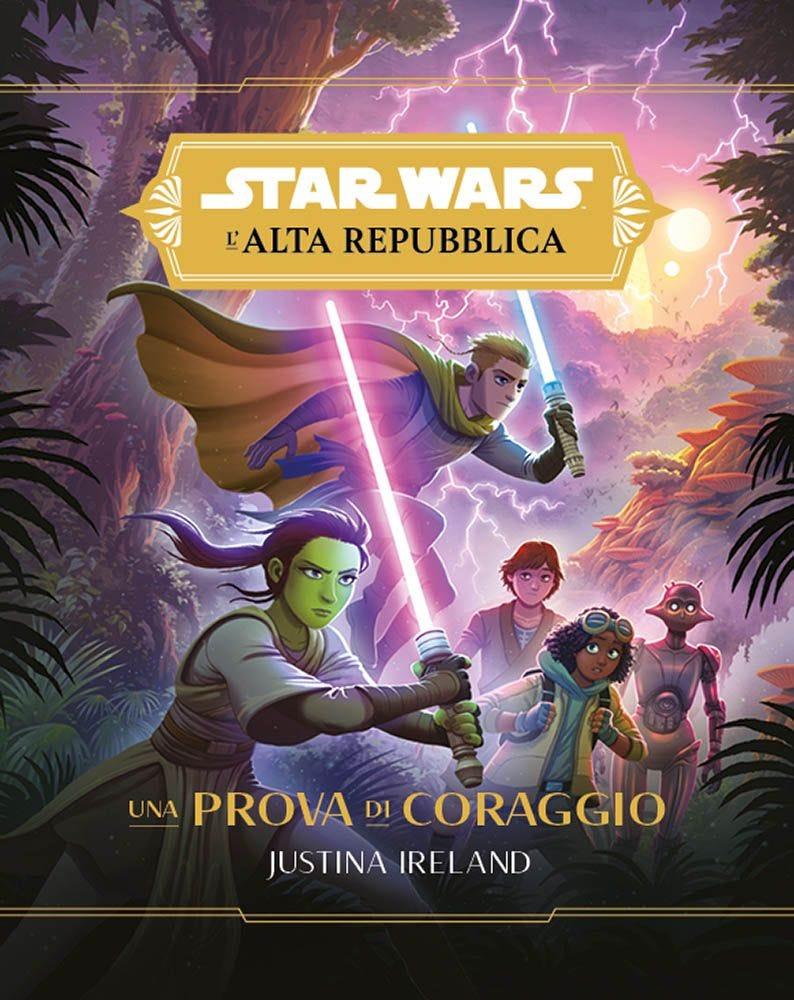 Star Wars - L'Alta Repubblica: Una prova di coraggio, copertina