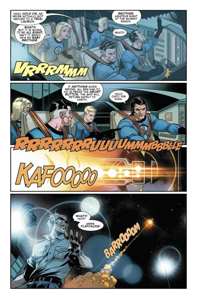 Fantastic Four: Life Story #1, anteprima 04