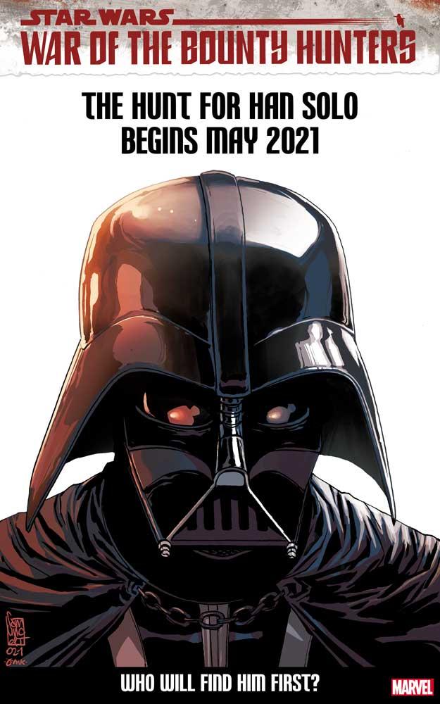 Darth Vader #14, variant cover di Giuseppe Camuncoli