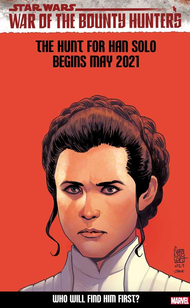 Star Wars #15, variant cover di Giuseppe Camuncoli