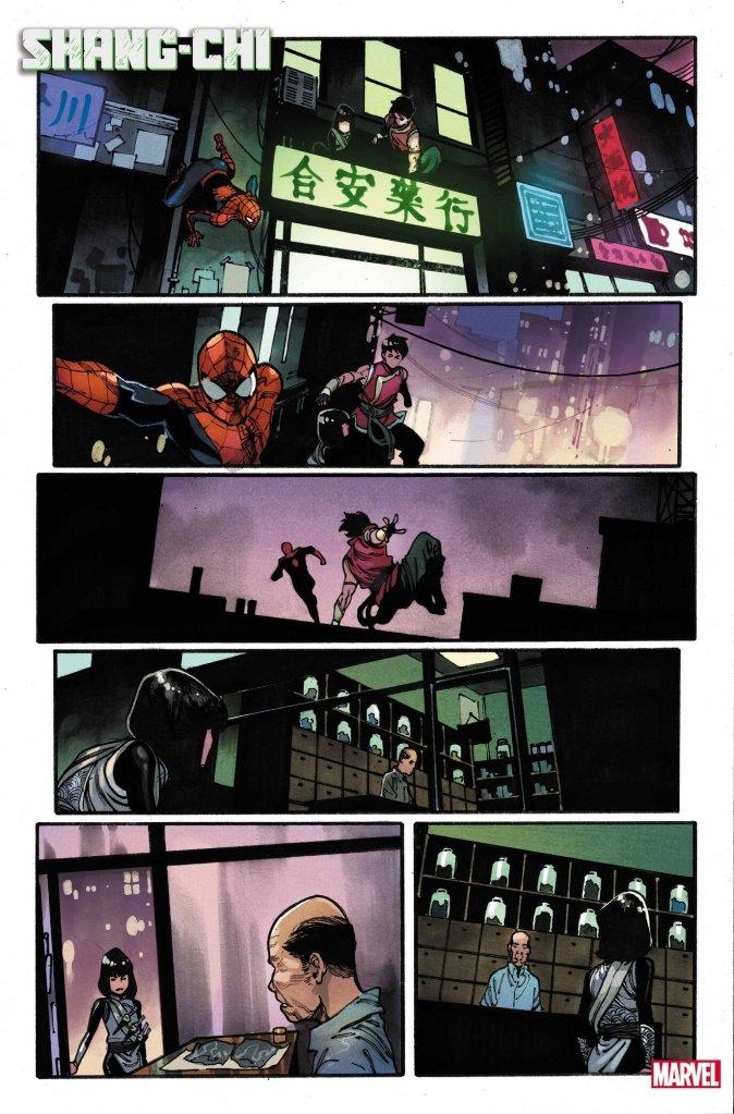 Shang-Chi #1, anteprima 03