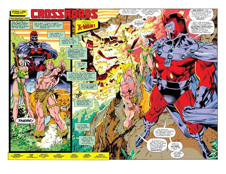 Uncanny X-Men #274, di Chris Claremont e Jim Lee