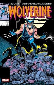 Wolverine #1, copertina di John Buscema
