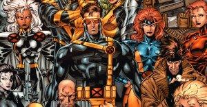 X-Men Jim-Lee